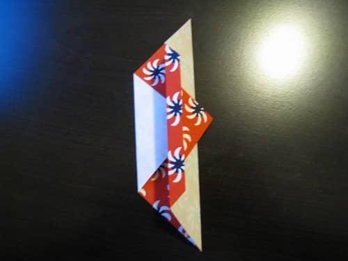 お年玉をあげる方もたのしくな ... : 折り紙 鏡餅 折り方 : すべての折り紙