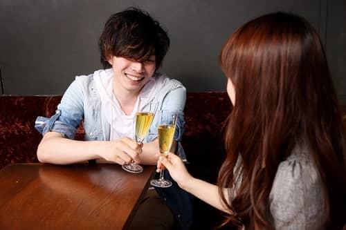 「男女 お酒」の画像検索結果